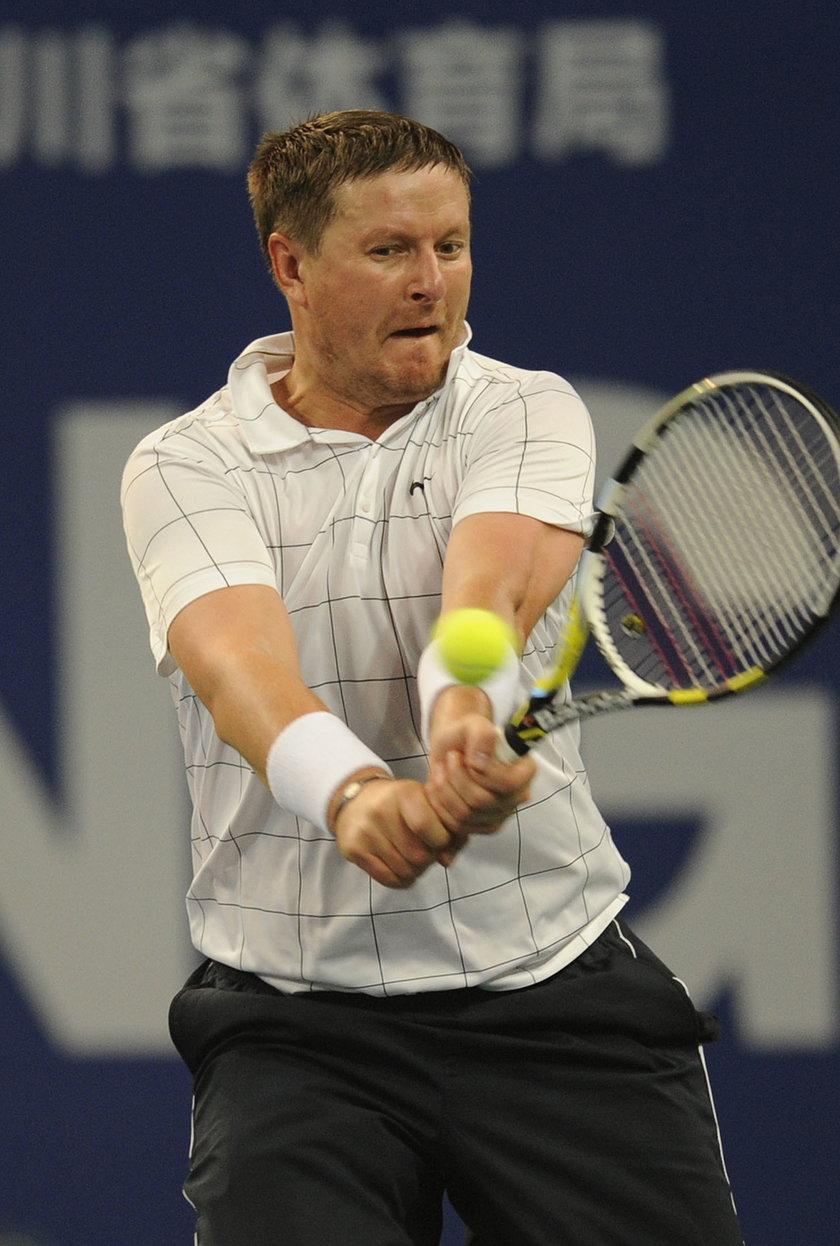 Dramat tenisisty, jego córka cierpi na tajemniczą chorobę
