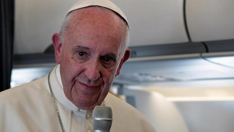 Franciszek odwiedził Fatimę z okazji setnej rocznicy objawień
