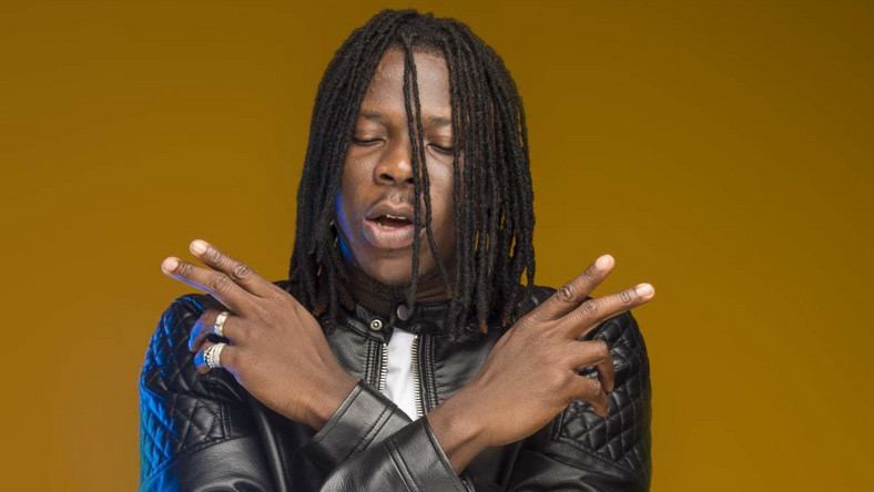 Take it or leave it, I have no competition in Africa – Stonebwoy