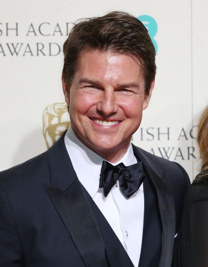 Na BAFTA nagradama pre tri godine je takođe preterao sa bockanjem