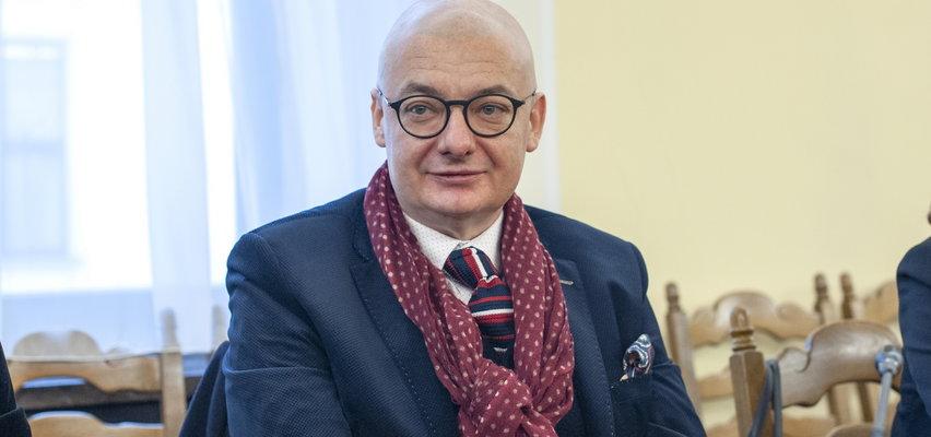 Niepokojące doniesienia. Michał Kamiński trafił do szpitala