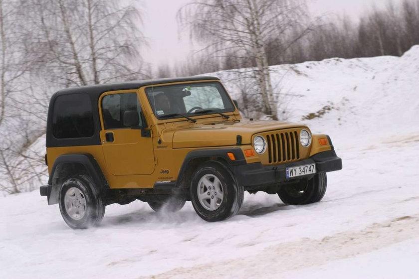 Jeep Wrangler: klasyk wśród terenówek
