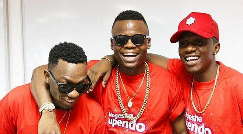 Harmonize's emotional post on Rich Mavoko's absence in the Music scene elicits wild reactions