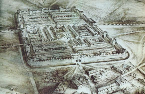 Viminacijum, rimski legijski logor na vrhuncu slave