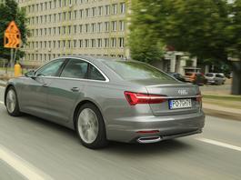 Audi A6 50 TDI quattro – wyższa szkoła gadżeciarstwa | TEST