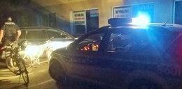 16-latek uciekał przed policją kradzionym autem