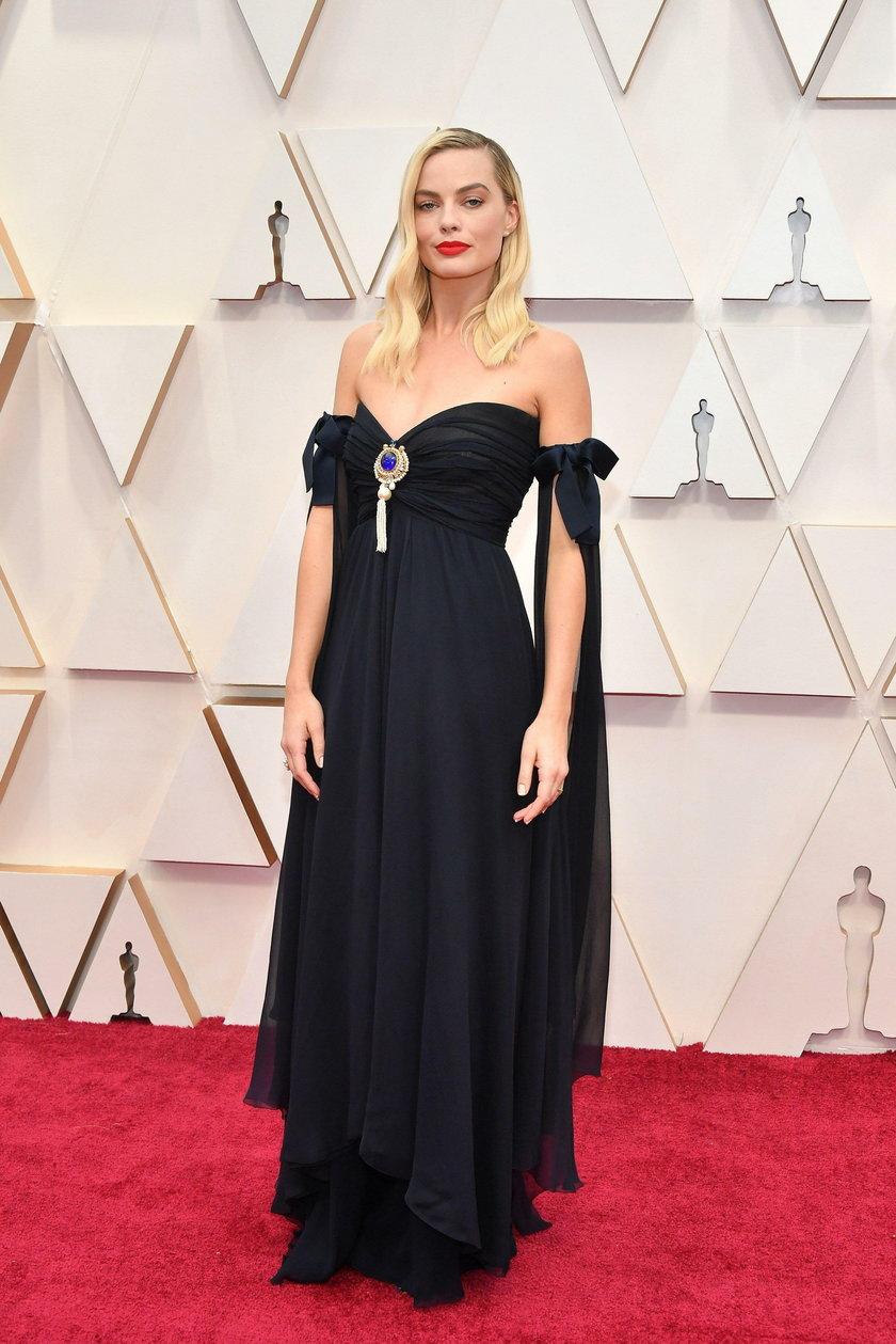 Margot Robbie na 92. gali rozdania Oscarów
