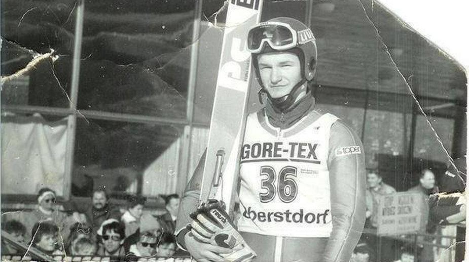 Franciszek Pawlak - 1988 rok