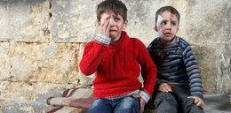 Koszmar Aleppo. Ludzie giną a świat milczy