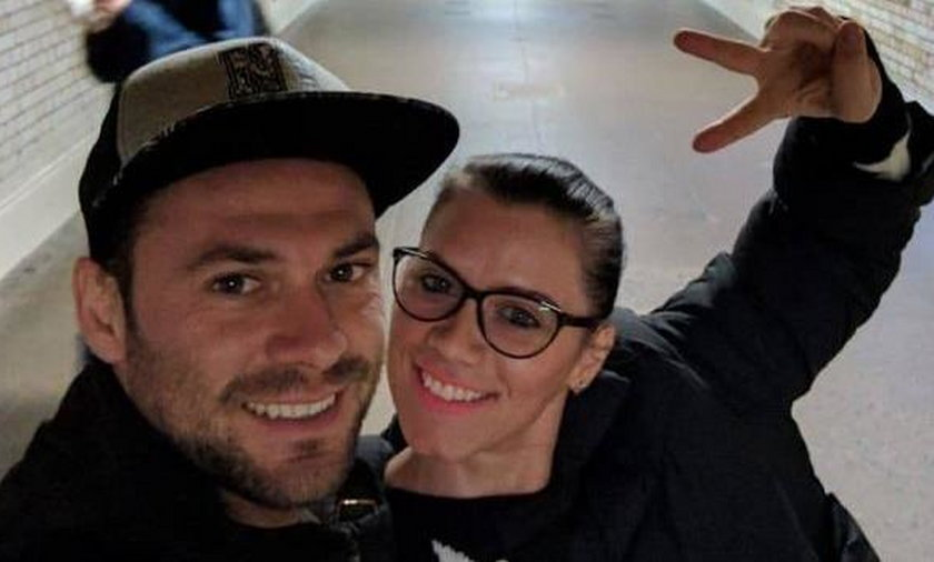 Zakochani Andreea Cristea i Andrei
