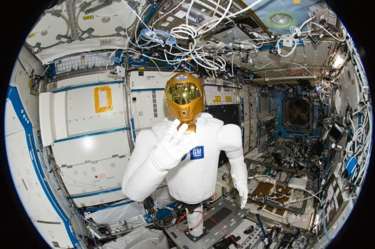 Robonaut 2 was the first humanoid robot to be launched into space