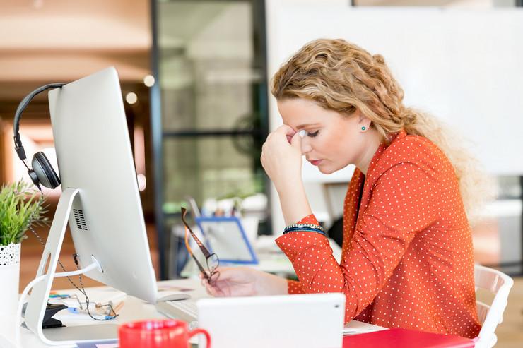umor iscrpljenost posao