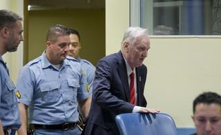 ONZ: Ratko Mladić skazany na dożywocie za ludobójstwo