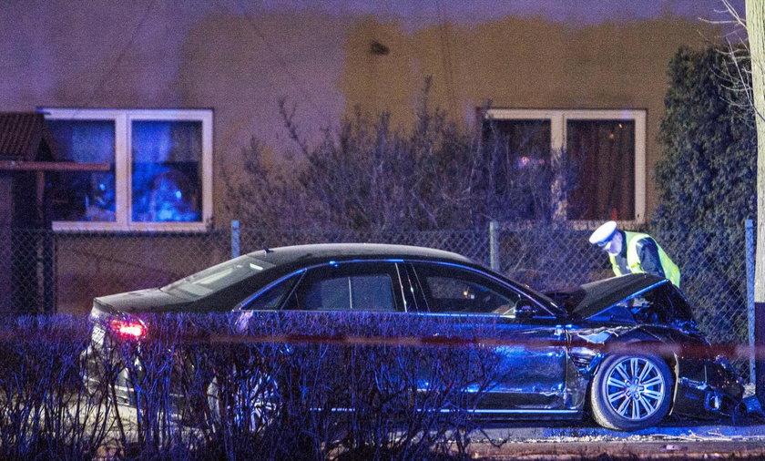 Wypadek z udziałem premier Beaty Szydło. Śledczy szukają tajemniczego świadka