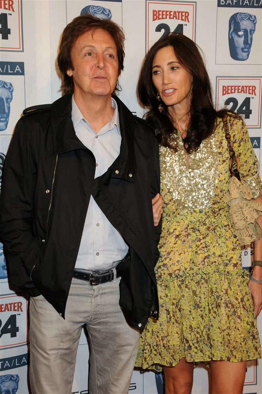 McCartney bierze znowu ślub