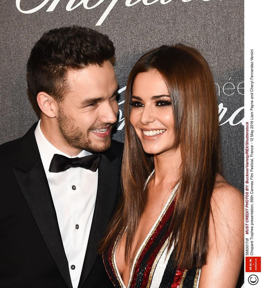 Cheryl Cole i Liam Payn
