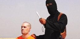 Film z egzekucji dziennikarza fałszywką?