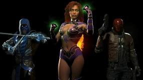 Injustice 2 - twórcy prezentują bohaterów pierwszego DLC do gry