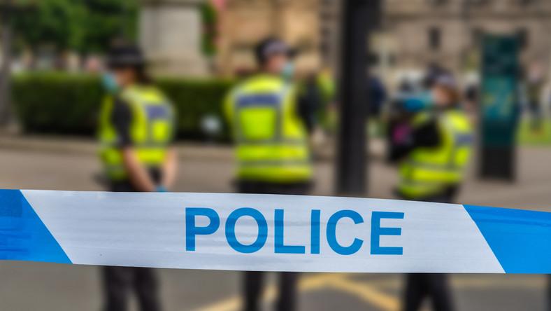 Szkocka policja