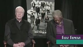 Morgan Freeman zasnął podczas wywiadu - Flesz Filmowy