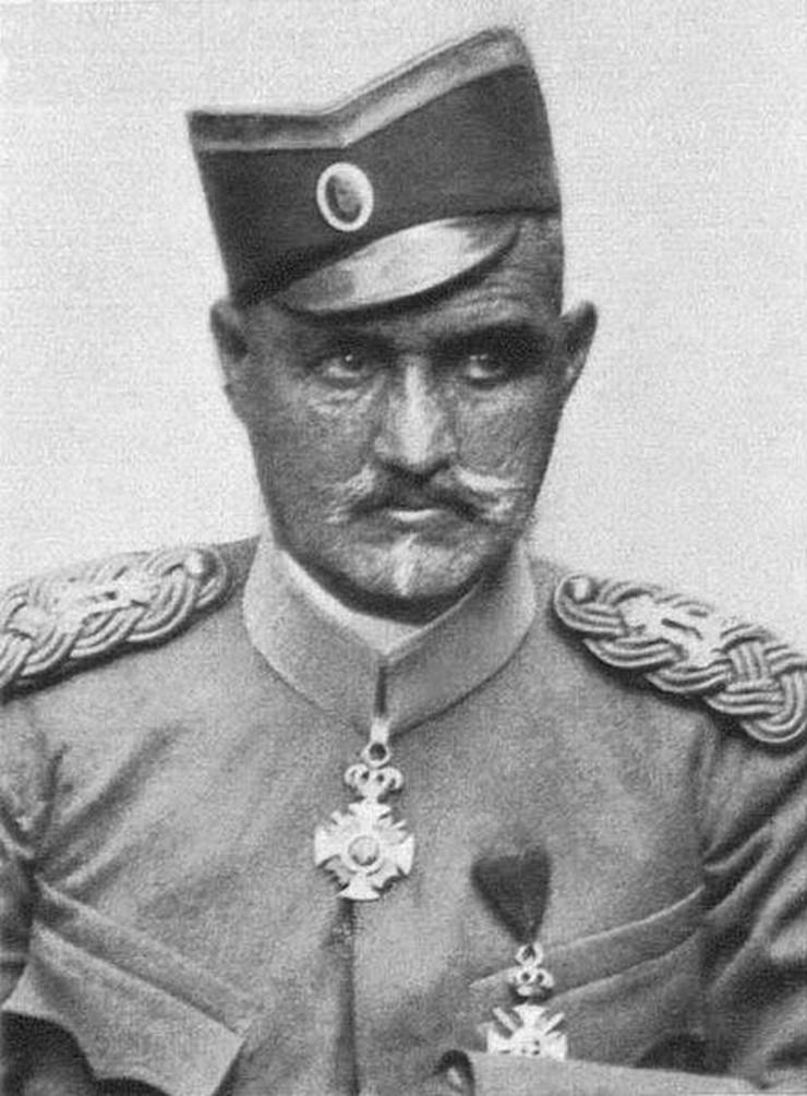 "Mihailo Živković ""Gvozdeni"""