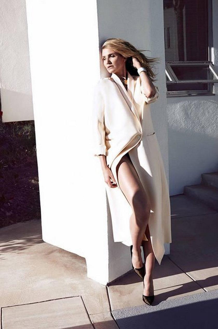 Cameron Diaz w Harper's Bazaar