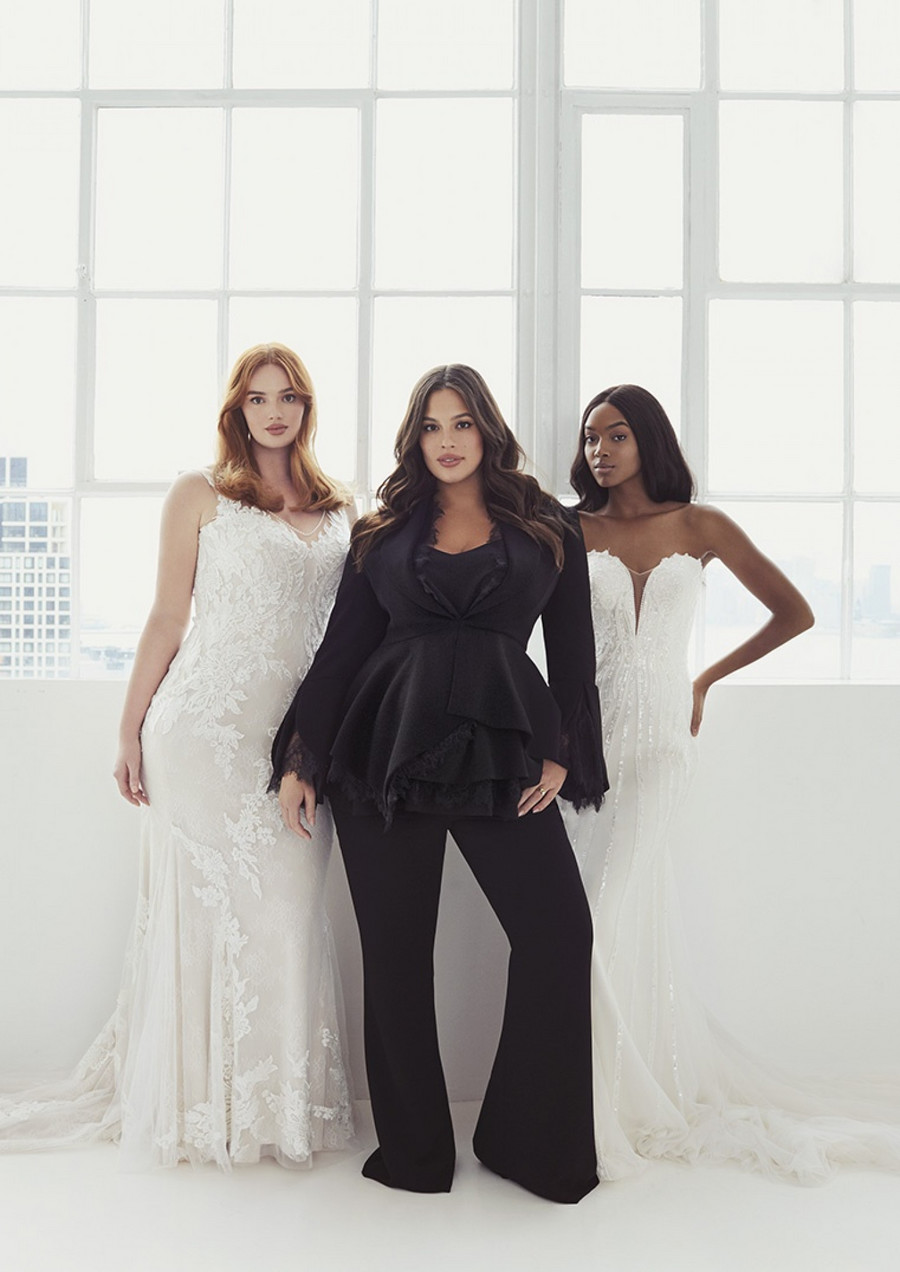 Ashley Graham x Pronovias / East News / Quimi Ortiz / SplashNews.com