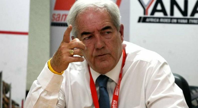 Sameer managing director Allan Walmsley
