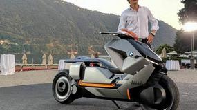 Koncepcyjny motocykl BMW