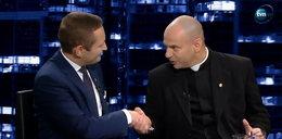 Polski ksiądz ujawnił u Olejnik swoją orientację seksualną