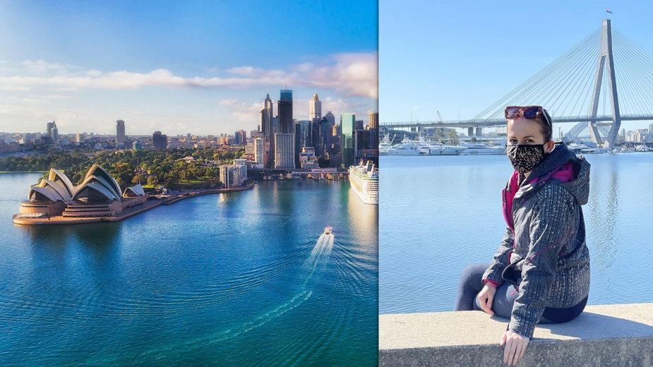"""Koronawirus w Australii. Kolejna fala. Polka w Sydney: """"Ludzie są zawiedzeni i sfrustrowani"""""""