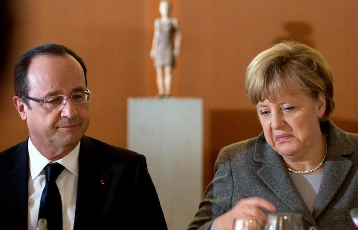 Francois Hollande Angela Merkel Hollande Merkel