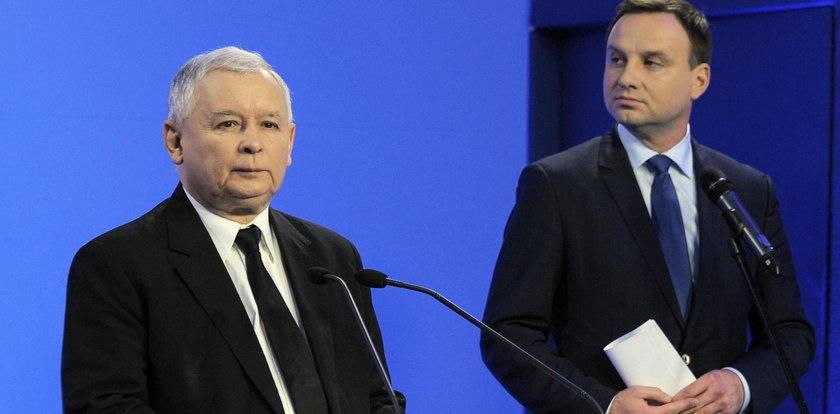 Kaczyński boi się tego jak ognia. Storpeduje kluczowy projekt Dudy