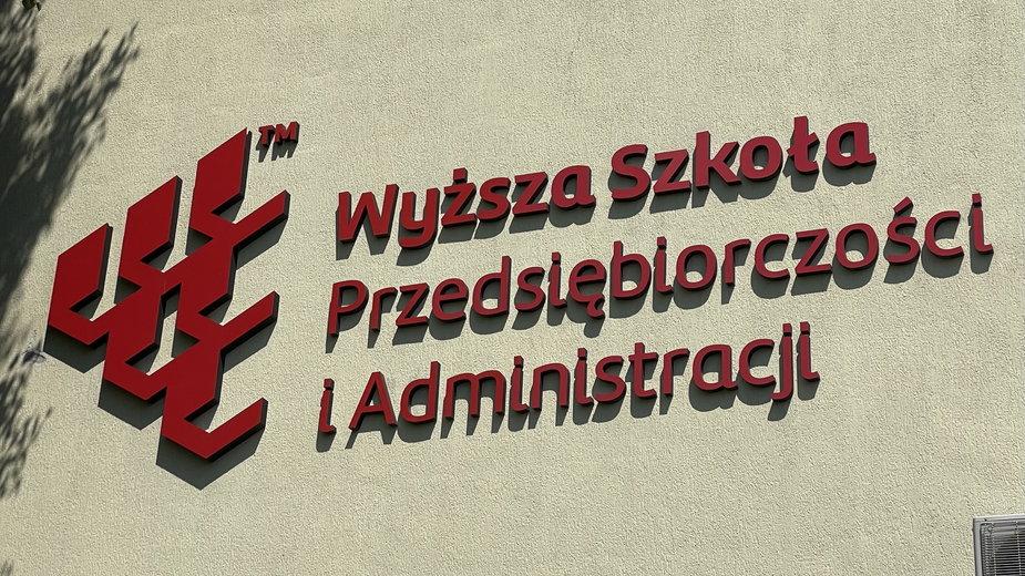 Konflikt w WSPA w Lublinie