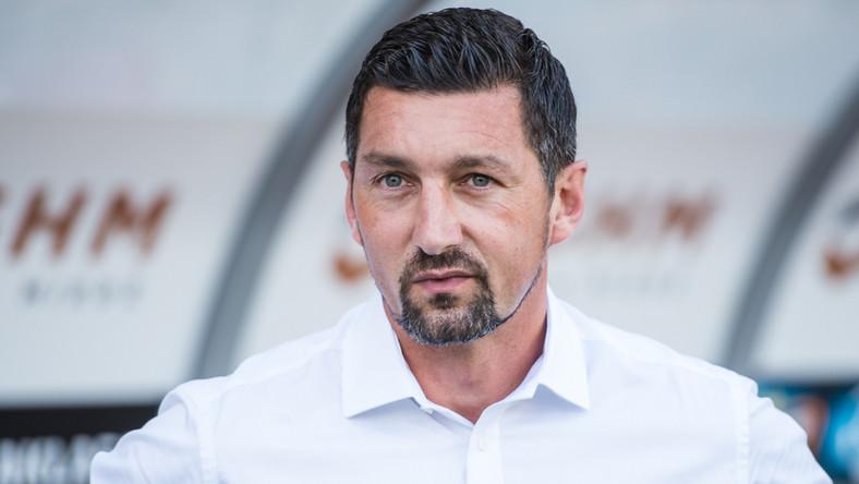 Dariusz Dudek trenerem piłkarzy Sandecji Nowy Sącz