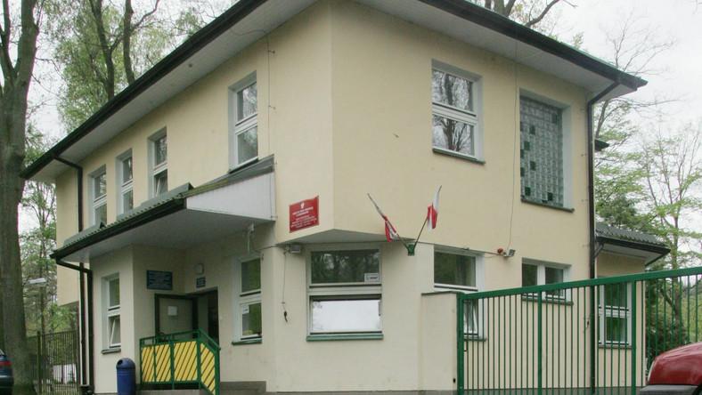 Ośrodek w Dębaku