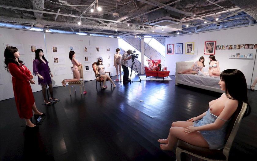 Wystawa seks lalek
