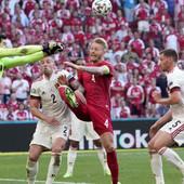 NAJEMOTIVNIJI MEČ NA EURO 2020! Prvo šok, pa istorijski prekid, a onda sjajan preokret Belgije protiv Danske!