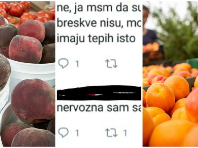 Ispostavilo se da skoro NIKO U SRBIJI ne zna šta su ove 3 voćke: Da li vi umete da ih razlikujete?