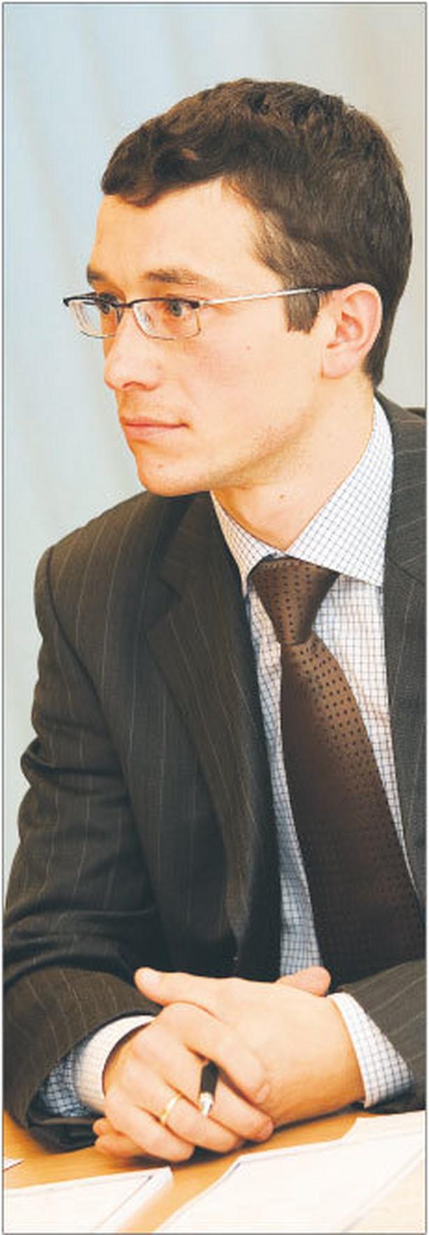 Wiktor Wojciechowski, dr nauk ekonomicznych, członek zarządu Fundacji FOR (Forum Obywatelskiego Rozwoju), dyrektor działu analitycznego w FOR Fot. Marek Matusiak