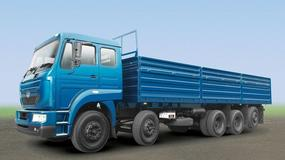 Pierwsza 5-osiowa ciężarówka Tata