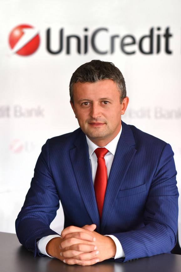 Radoje Radovanović, član IO Unikredit banke