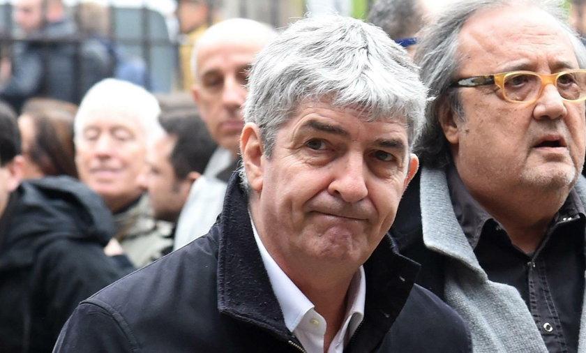 Rossi zmarł w czwartek w wieku 64 lat