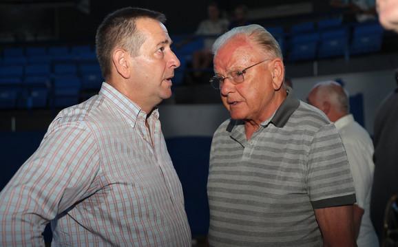 Ivan Jeremić i Dušan Ivković