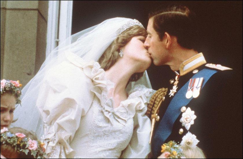 Diana zrobiła to, gdy była w czwartym miesiącu ciąży. Królowa była przerażona