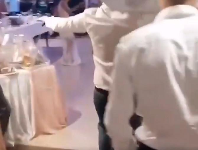 Srbija deli ovaj snimak sa svadbe