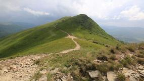 Schody w Bieszczadach i beton w Gorcach to koniec górskich przygód?