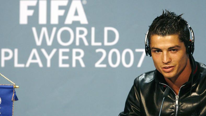 Ronaldo znów szalał z prostytutkami
