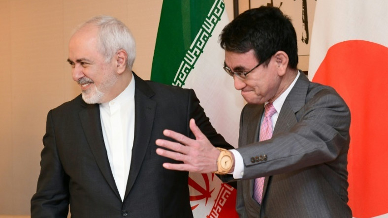 Foreign Minister Mohammad Javad Zarif said Iran is showing 'maximum restraint' despite the US withdrawal from their nuclear deal
