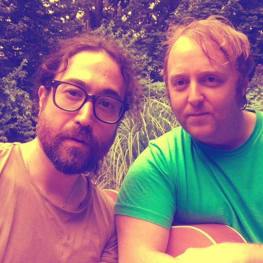 Sean Ono Lennon, James McCartney